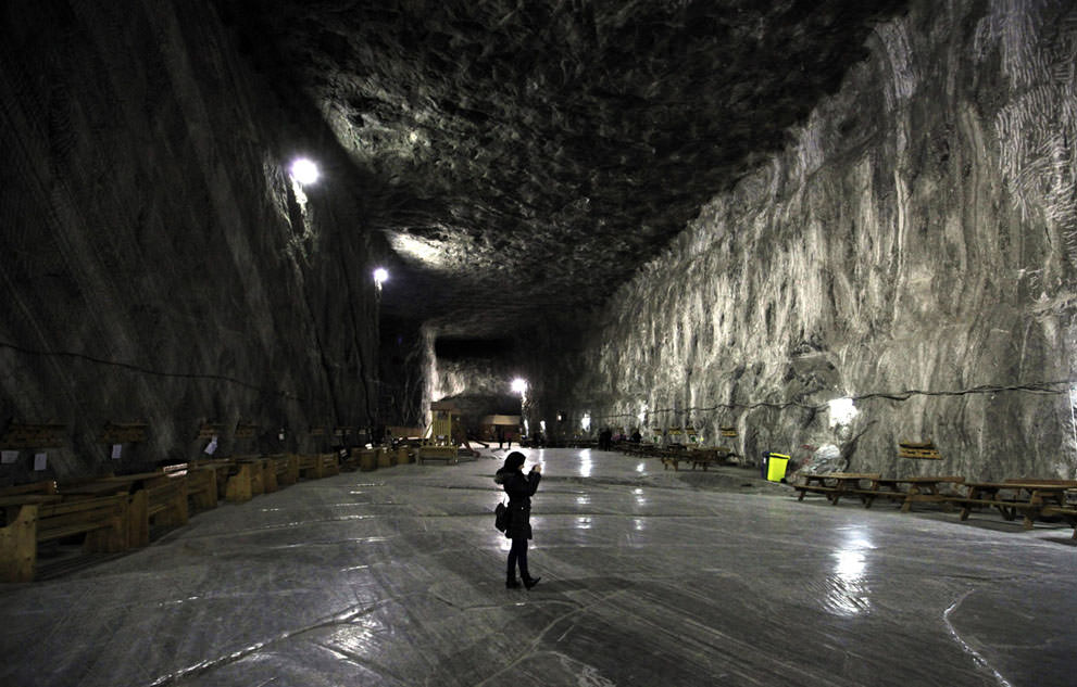 Соляные шахты (8)