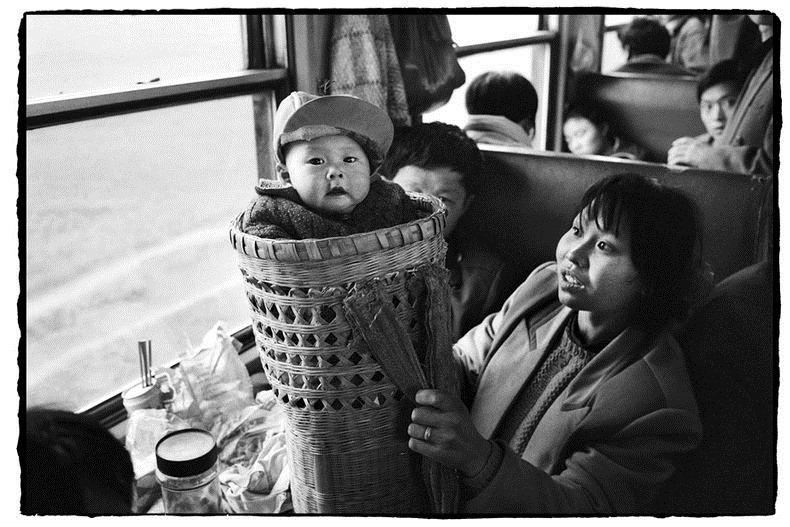 Жизнь на железной дороге в фотографиях Ван Фучуна (Wang Fuchun) (1)