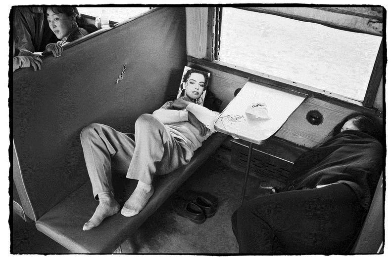 Жизнь на железной дороге в фотографиях Ван Фучуна (Wang Fuchun) (10)
