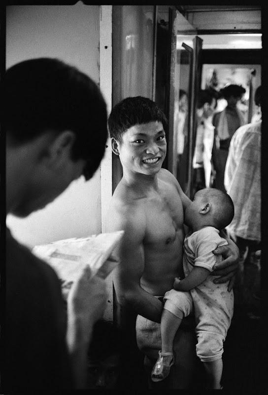 Жизнь на железной дороге в фотографиях Ван Фучуна (Wang Fuchun) (12)
