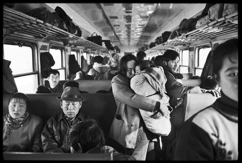 Жизнь на железной дороге в фотографиях Ван Фучуна (Wang Fuchun) (15)