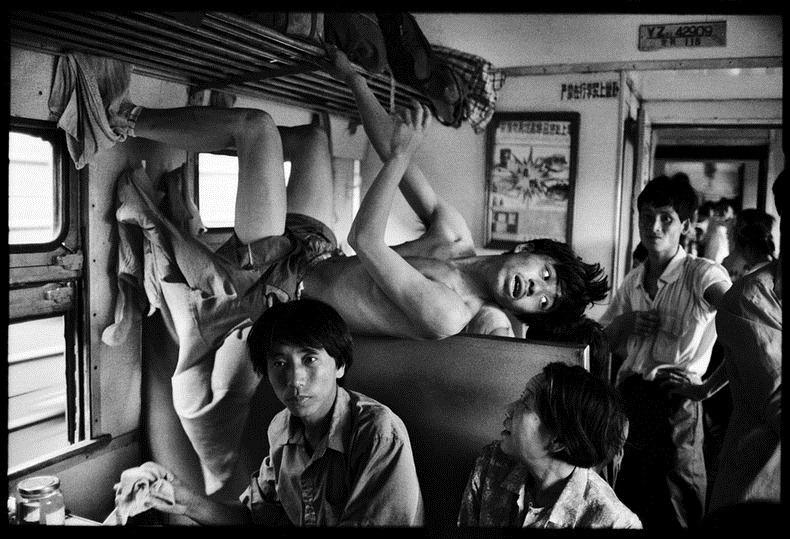 Жизнь на железной дороге в фотографиях Ван Фучуна (Wang Fuchun) (16)