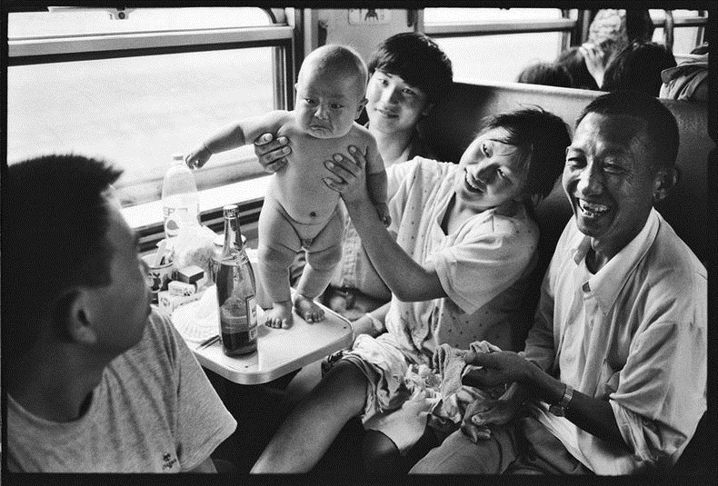 Жизнь на железной дороге в фотографиях Ван Фучуна (Wang Fuchun) (18)