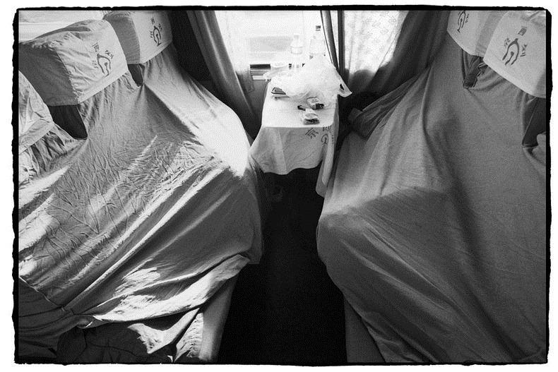 Жизнь на железной дороге в фотографиях Ван Фучуна (Wang Fuchun) (19)