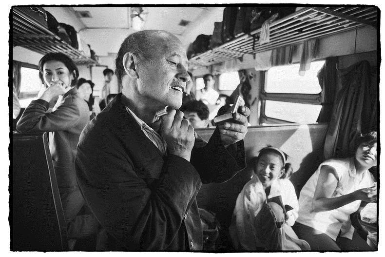 Жизнь на железной дороге в фотографиях Ван Фучуна (Wang Fuchun) (21)