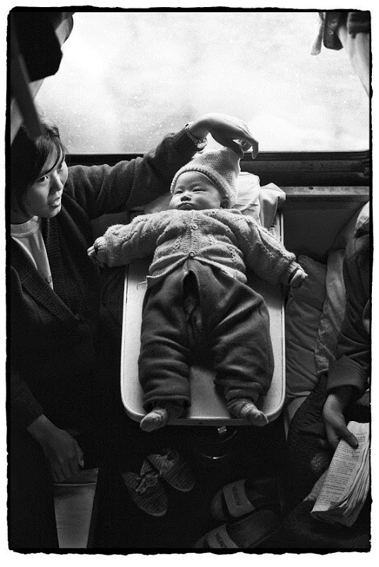 Жизнь на железной дороге в фотографиях Ван Фучуна (Wang Fuchun) (22)