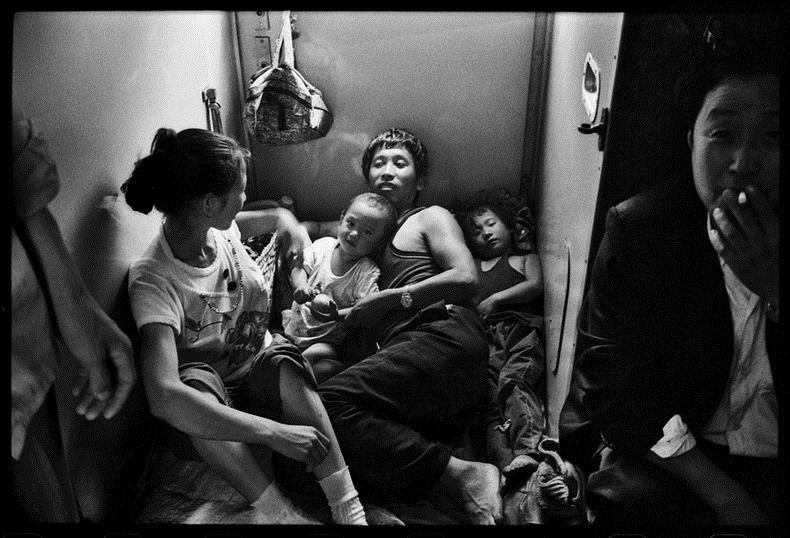 Жизнь на железной дороге в фотографиях Ван Фучуна (Wang Fuchun) (23)
