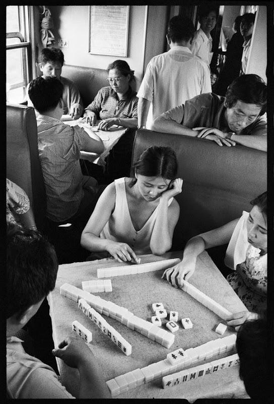 Жизнь на железной дороге в фотографиях Ван Фучуна (Wang Fuchun) (25)