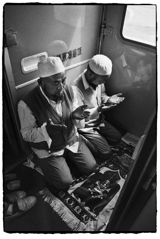 Жизнь на железной дороге в фотографиях Ван Фучуна (Wang Fuchun) (26)