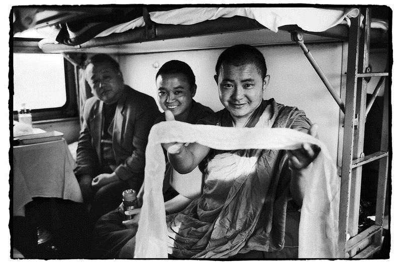 Жизнь на железной дороге в фотографиях Ван Фучуна (Wang Fuchun) (5)