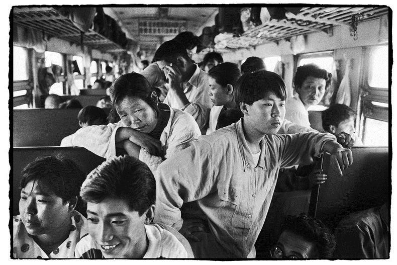 Жизнь на железной дороге в фотографиях Ван Фучуна (Wang Fuchun) (7)