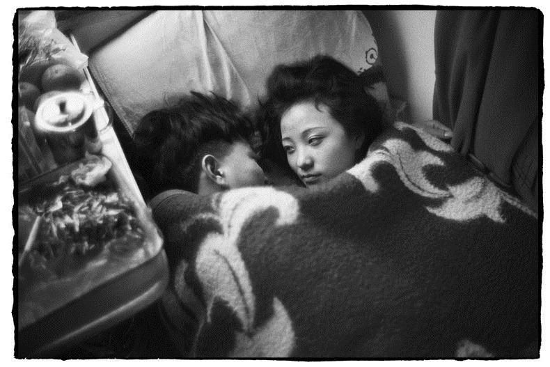 Жизнь на железной дороге в фотографиях Ван Фучуна (Wang Fuchun) (8)