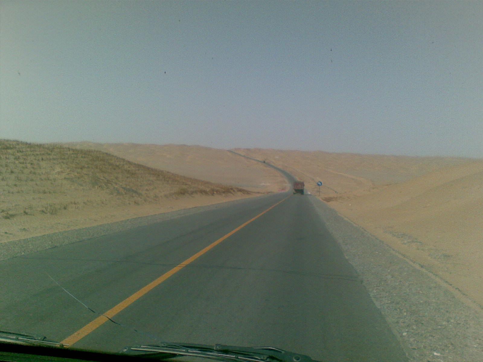 Самое длинное пустынное шоссе в мире (10)
