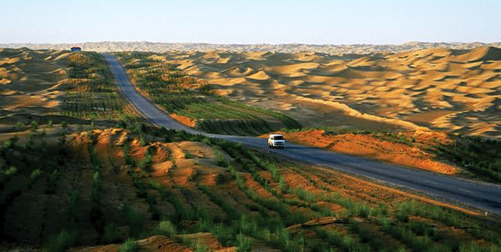 Самое длинное пустынное шоссе в мире (4)