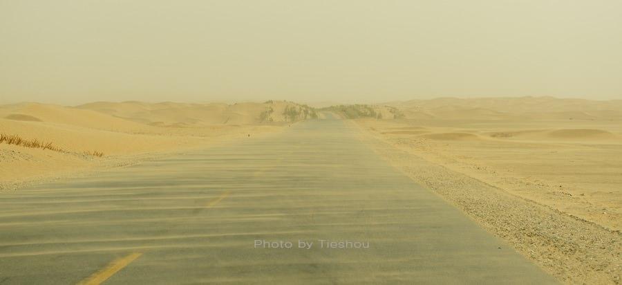 Самое длинное пустынное шоссе в мире (7)