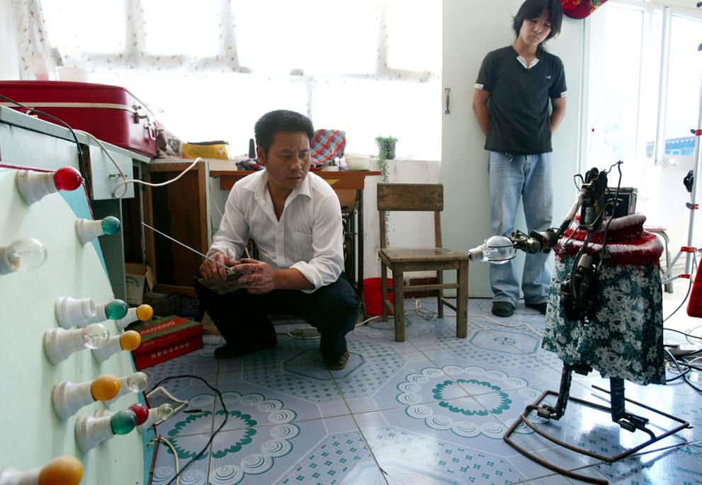 Китайские дивные изобретения от местных мастеровых (13)