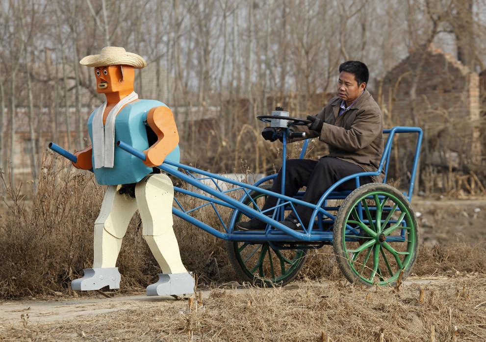Китайские дивные изобретения от местных мастеровых (14)