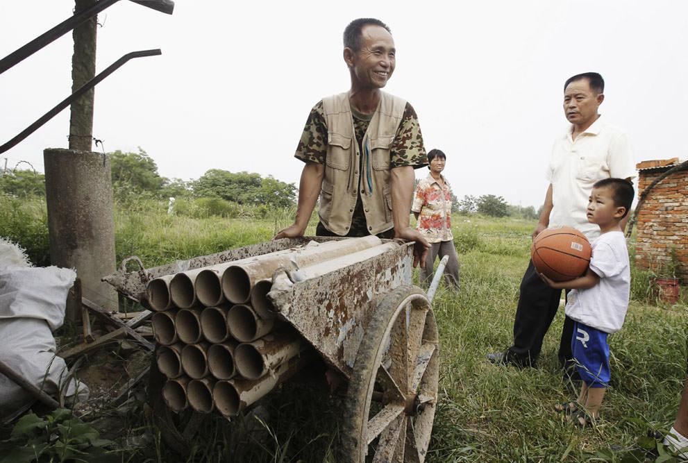 Китайские дивные изобретения от местных мастеровых (17)