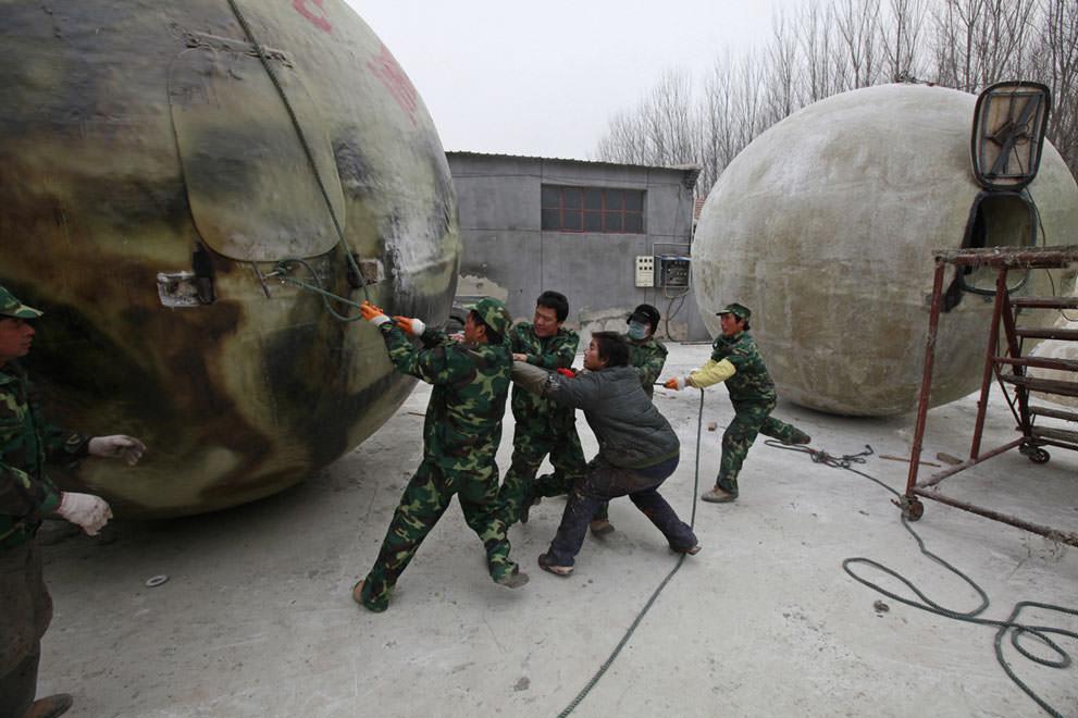 Китайские дивные изобретения от местных мастеровых (24)