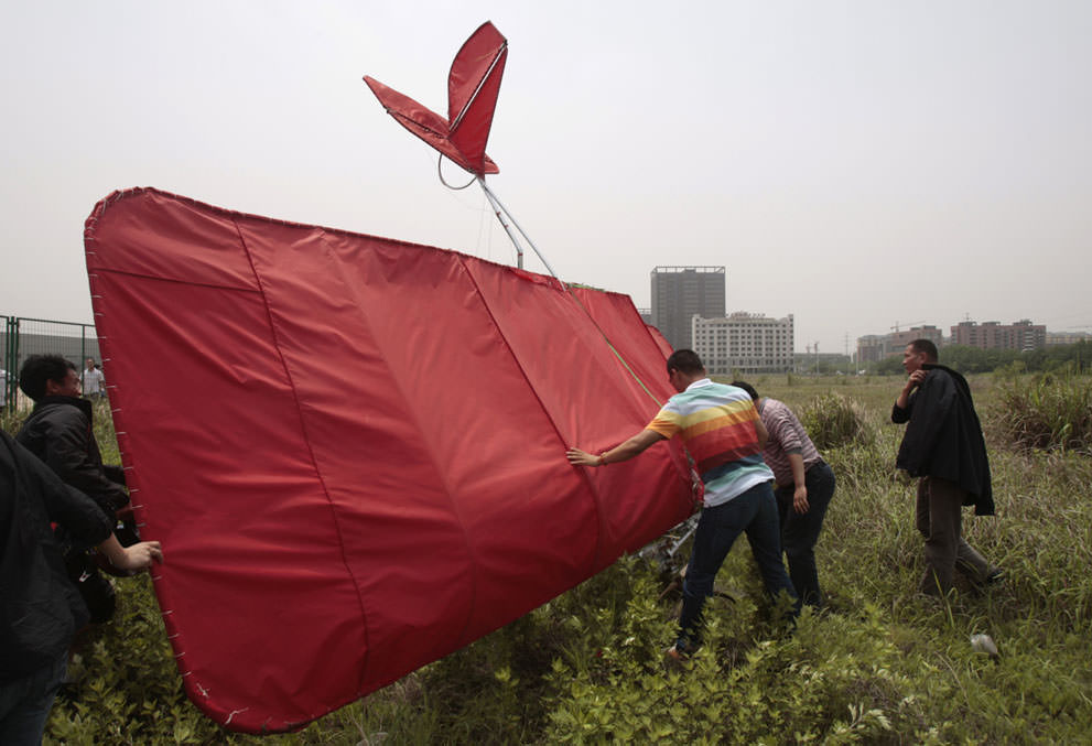Китайские дивные изобретения от местных мастеровых (27)
