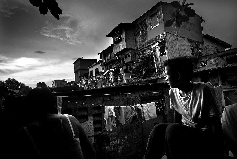 Город-кладбище в Маниле (20)