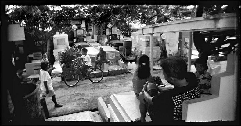Город-кладбище в Маниле (3)