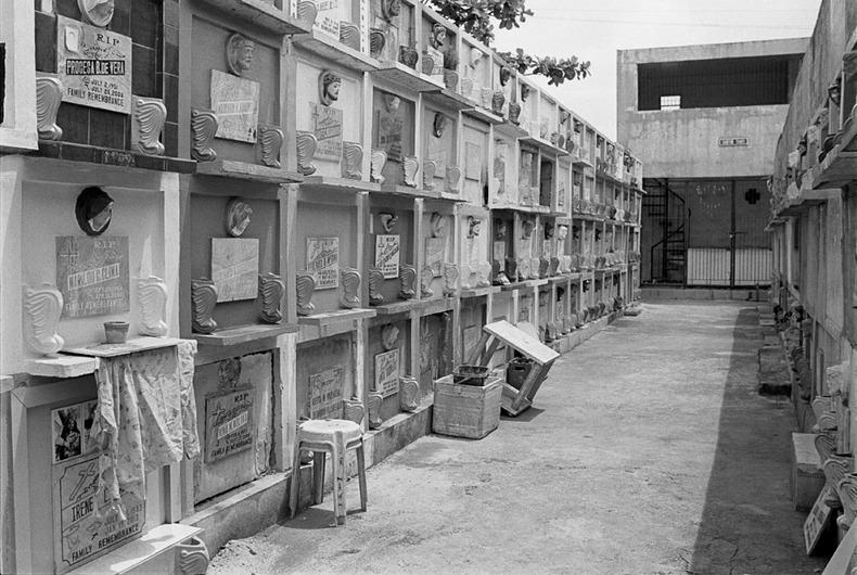 Город-кладбище в Маниле (9)