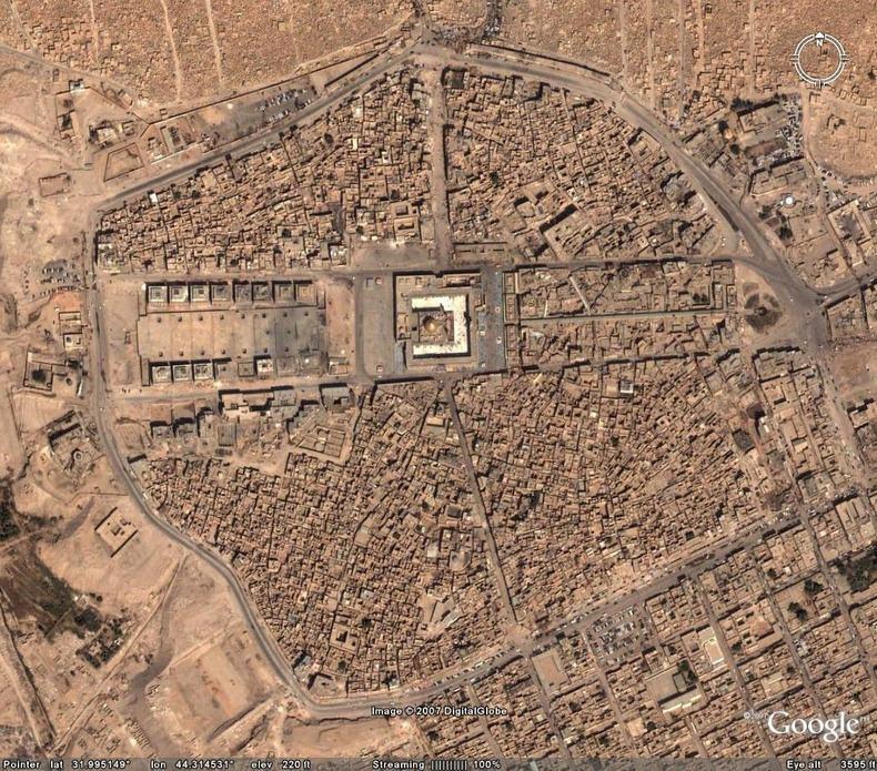 Самое большое кладбище в мире: Вади-ус-Салама (2)