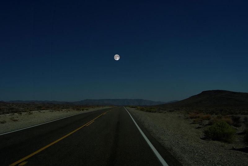 Планеты Солнечной системы на горизонте Земли (1)