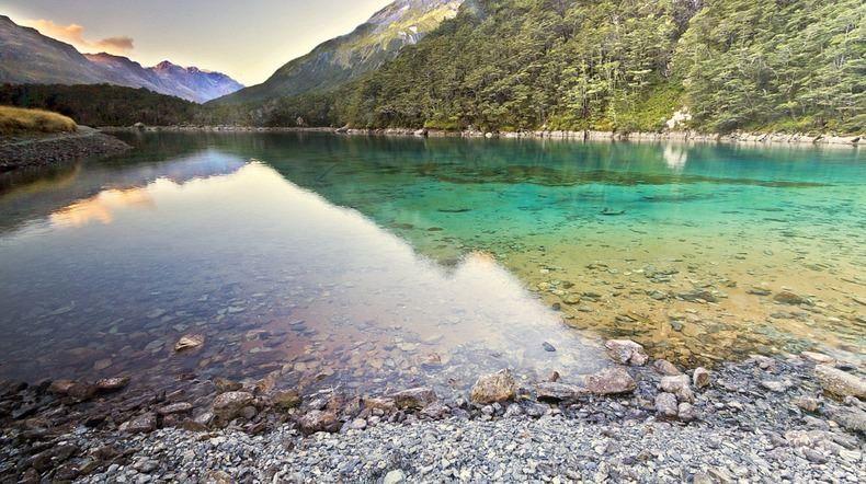 Голубое озеро (4)
