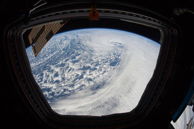 Купол МКС - окно в Космос (11)