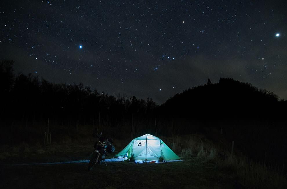 Отдых на природе под звездами (19)