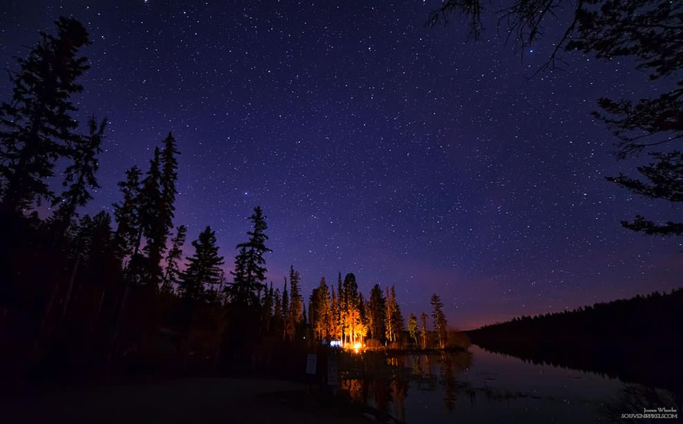Отдых на природе под звездами (22)
