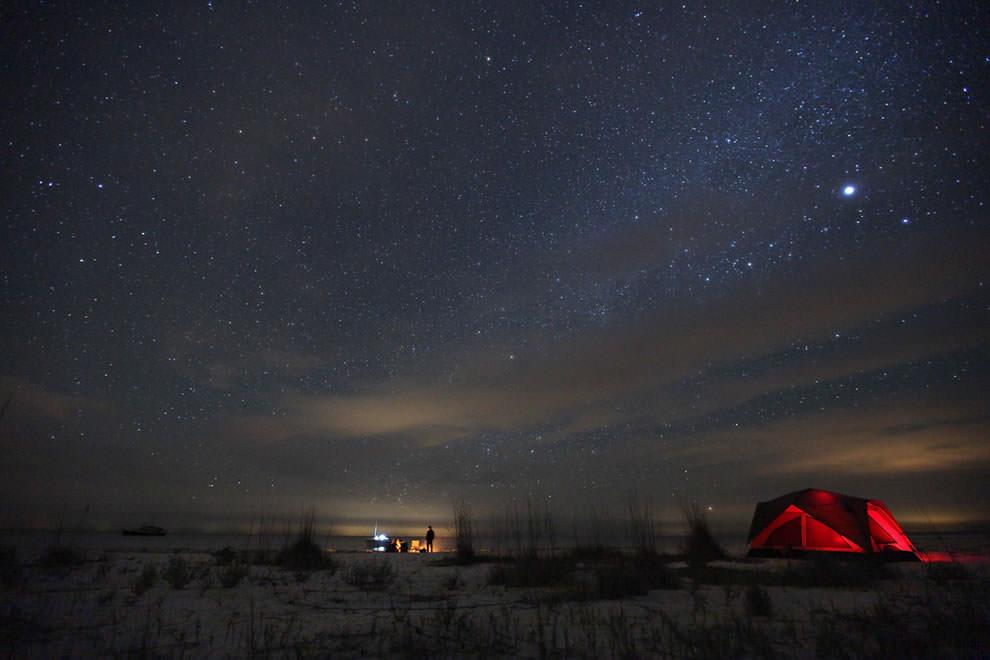 Отдых на природе под звездами (26)