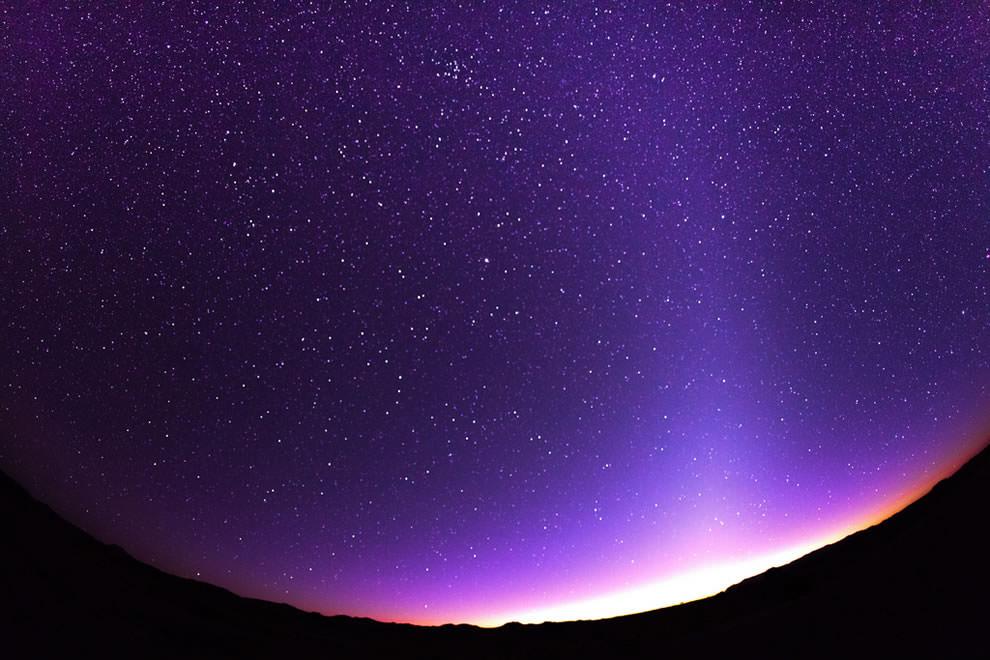 Отдых на природе под звездами (2)