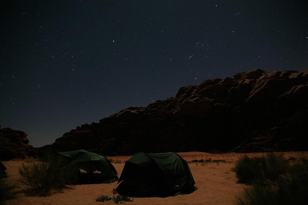Отдых на природе под звездами (4)
