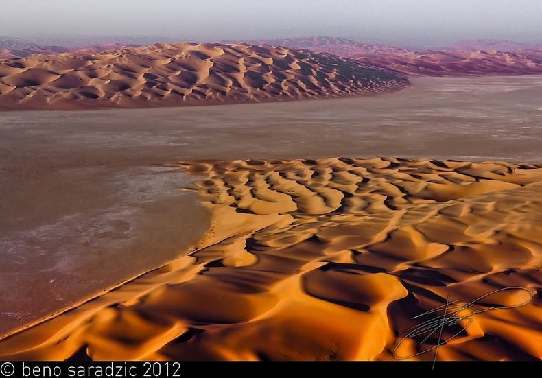 Пустыня Руб-эль-Хали (10)