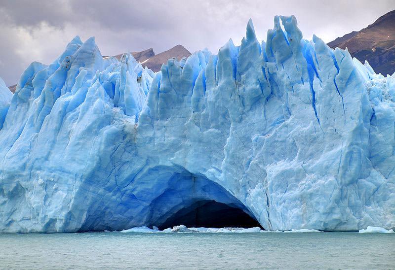 ледники мира