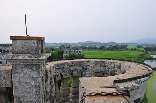 Старые башни Дяолоу (Diaolou) (12)