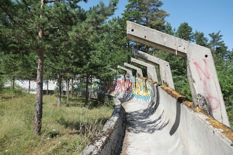 Зимние виды спорта на Олимпиаде - Сараево' 84 (12)