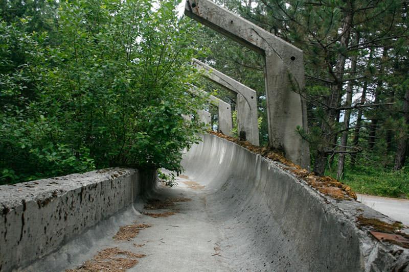 Зимние виды спорта на Олимпиаде - Сараево' 84 (7)